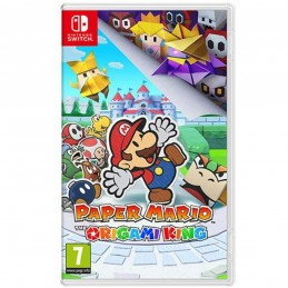 Juego nintendo switch -  paper mario: the origami king - Imagen 1