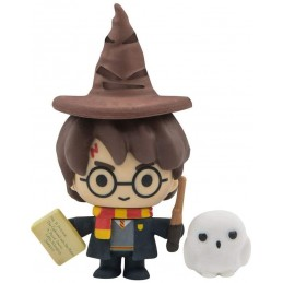 Figura de goma gomee harry potter harry potter 8 cm - Imagen 1