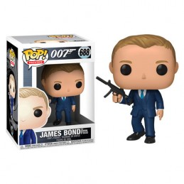 Funko pop james bond quantum of solace james bond - Imagen 1